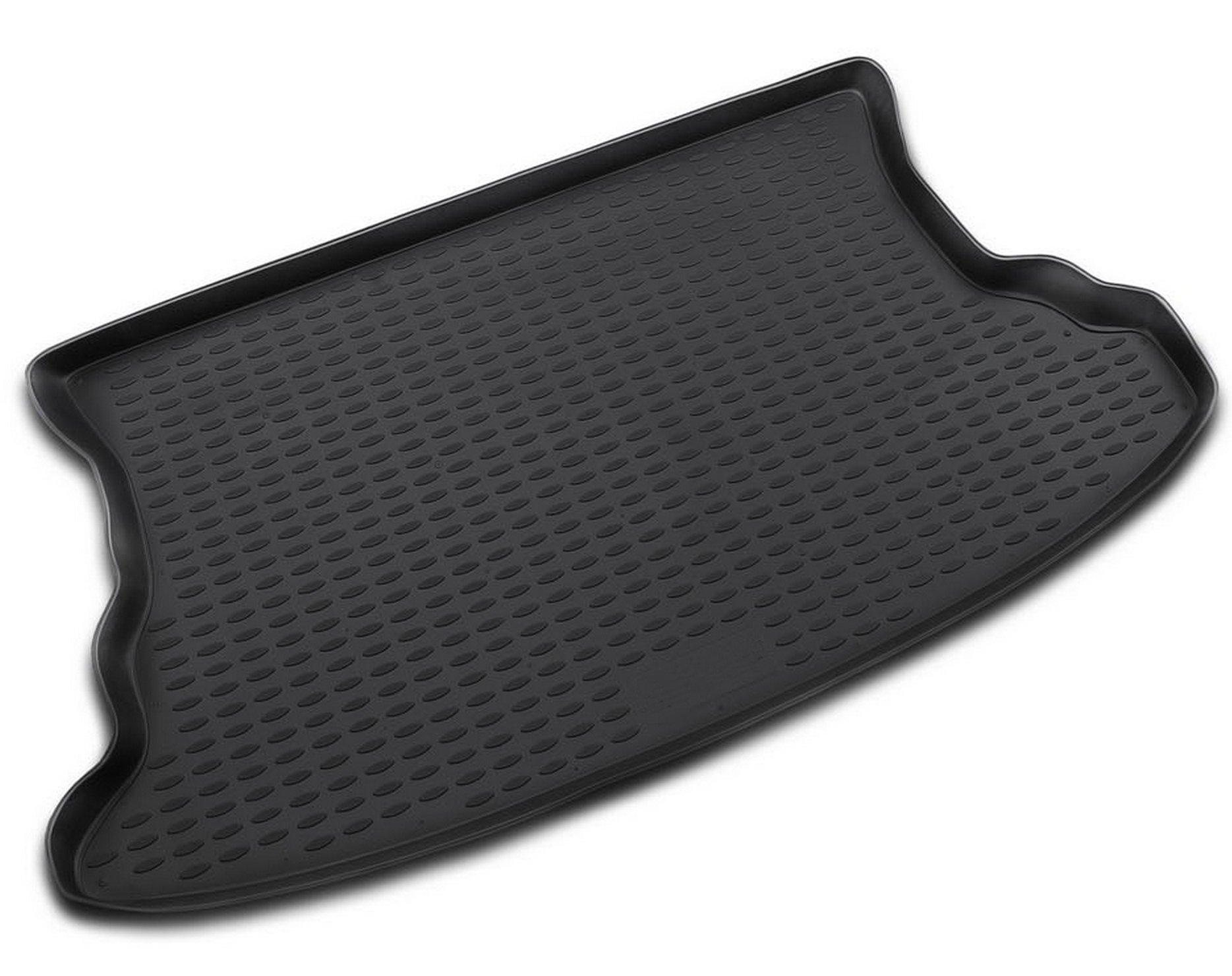 rutschfest AD Tuning TM30008 Passform Gummi Kofferraumwanne schwarz