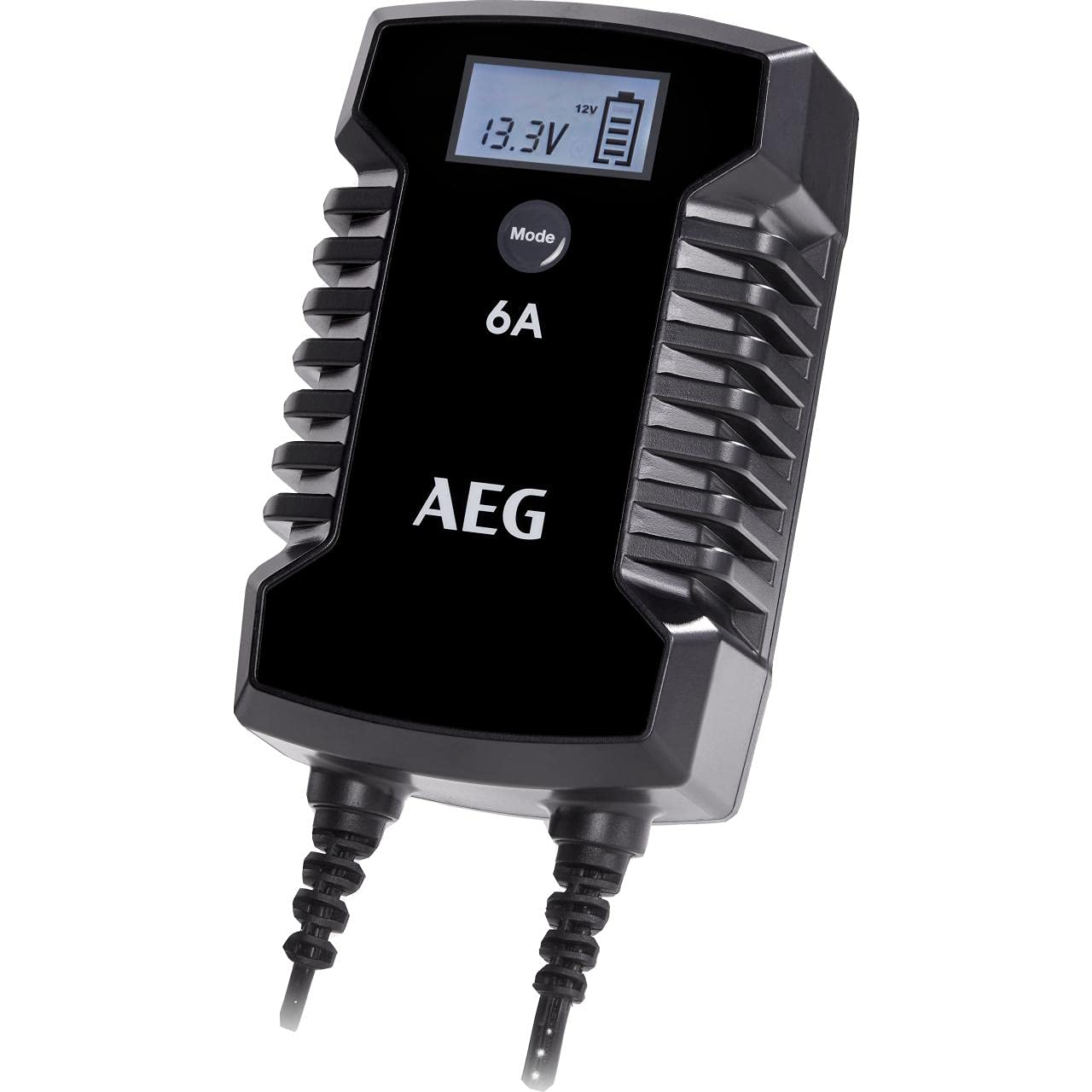 CE AEG 97008 Werkstatt-Ladeger/ät WM 8 Ampere f/ür 6 und 12 V Batterien IP 20