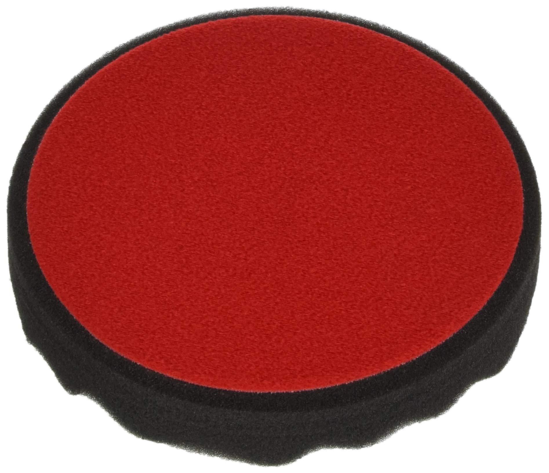 80 x 25 mm Durchmesser anthrazit,2er Set ALCLEAR 558030F Finishpad gegen Hologramme