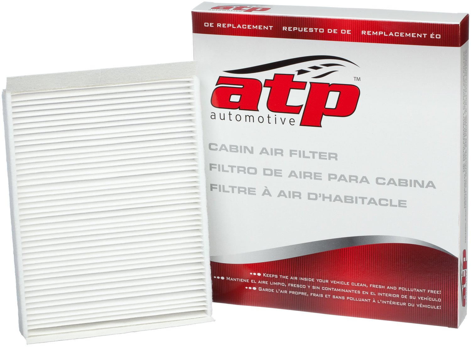 atp automotive Innenraumfilter CF-281, Weiß von ATP Automotive