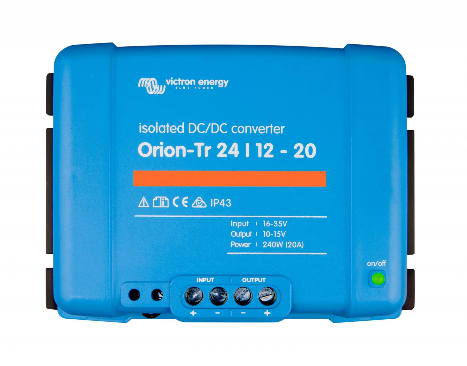 Victron Orion-Tr 24/12-20 240W DC-DC Spannungswandler isoliert von Victron Energy