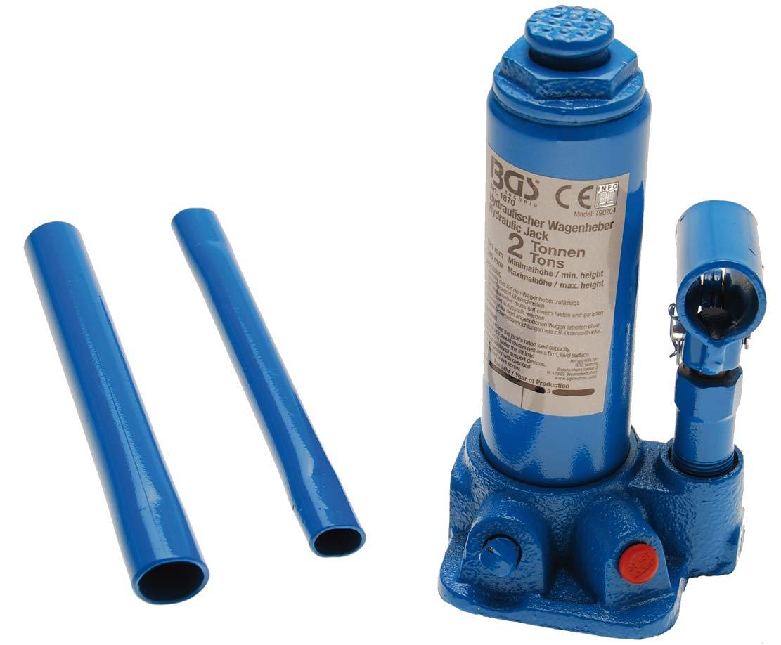 alca/® Wagenheber hydraulisch 15t Stempel-Wagenheber f/ür SUV//PKW Hubh/öhe 22,5-42,5cm