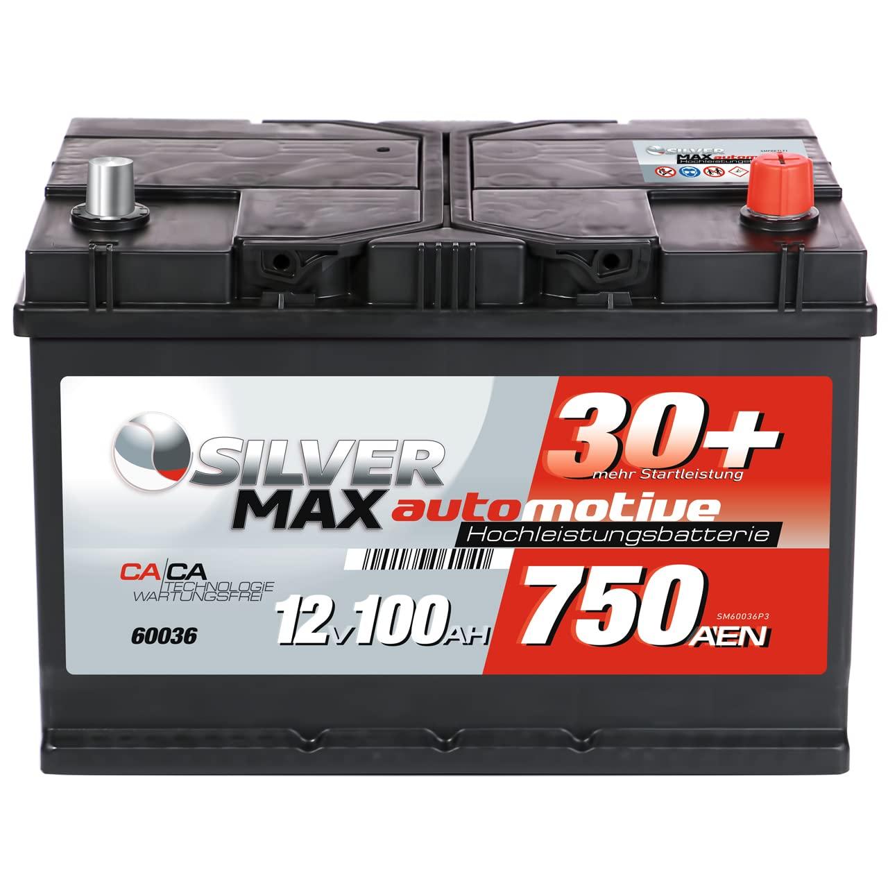 Big Asia Autobatterie 12v 60ah Starterbatterie 56068 Japan Pluspol Rechts Arafat Mr