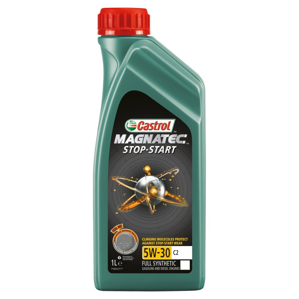 Castrol MAGNATEC 5W-30 C2 STOP-START Engine Oil 1L von Castrol