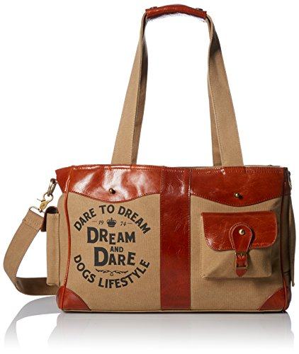 Ebi & Ebi Tragetasche D&D en Route Luxury Bag DREAM raw sienna #664-422748 von Ebi & Ebi