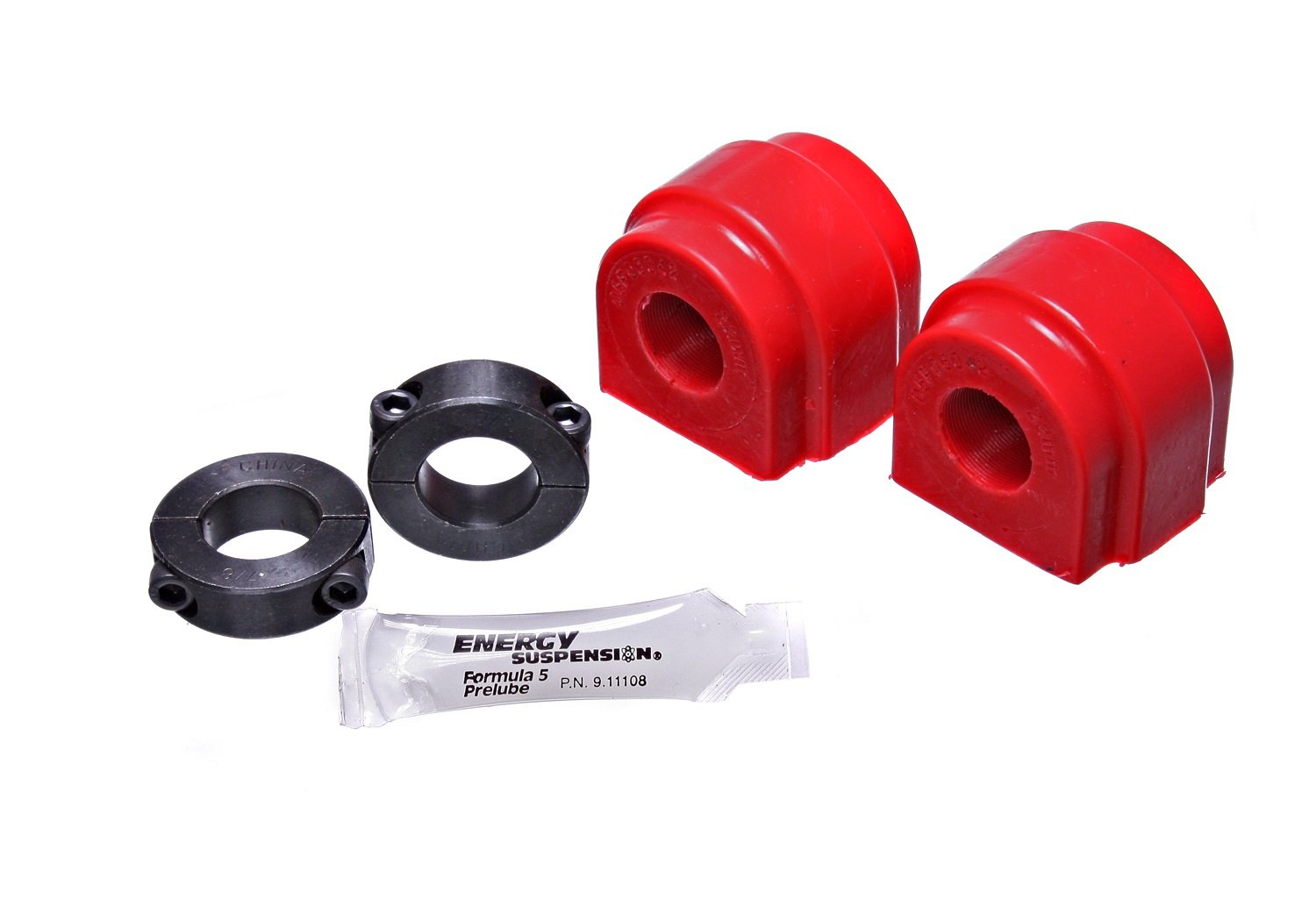 Energy Suspension 11.5116R Vordere Sway Bar Bushing (22mm Set) von Energy Suspension