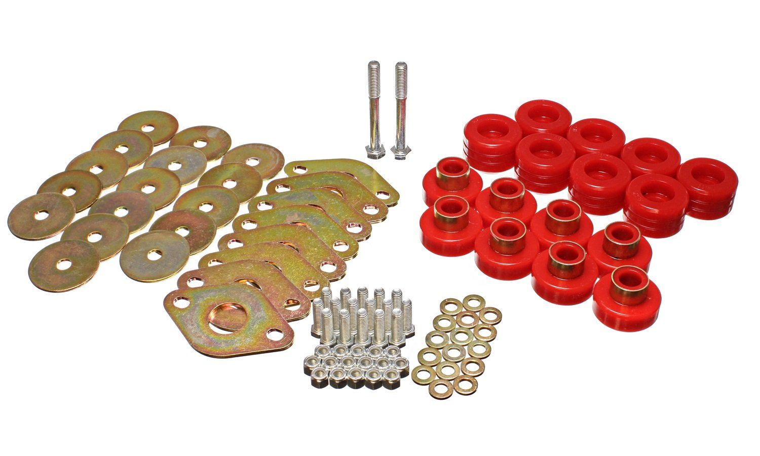 Energy Suspension 2.4111R Karosseriehalterungs-Set mit Hardware von Energy Suspension