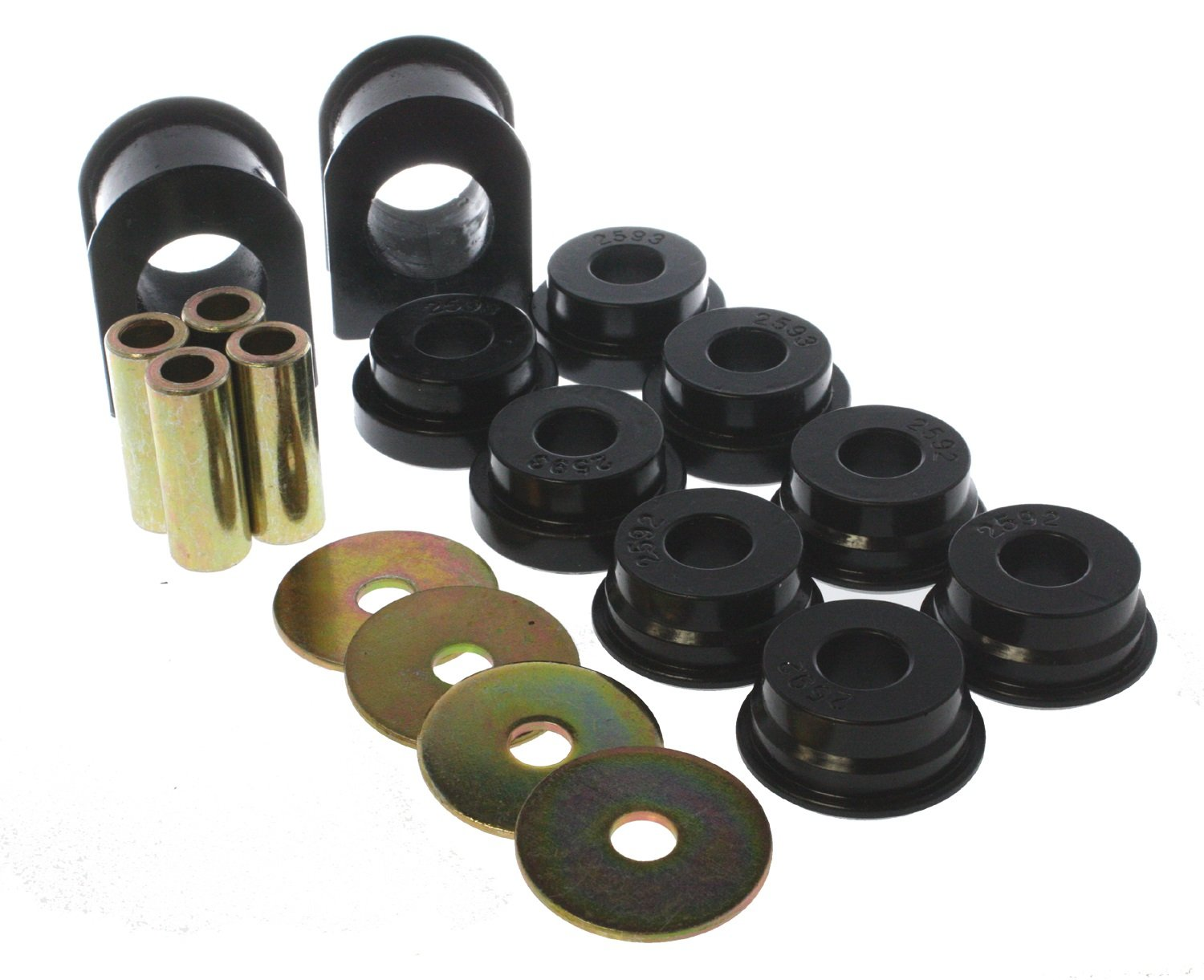 Energy Suspension 4.5186 G 32 mm vorne Sway Bar Set von Energy Suspension