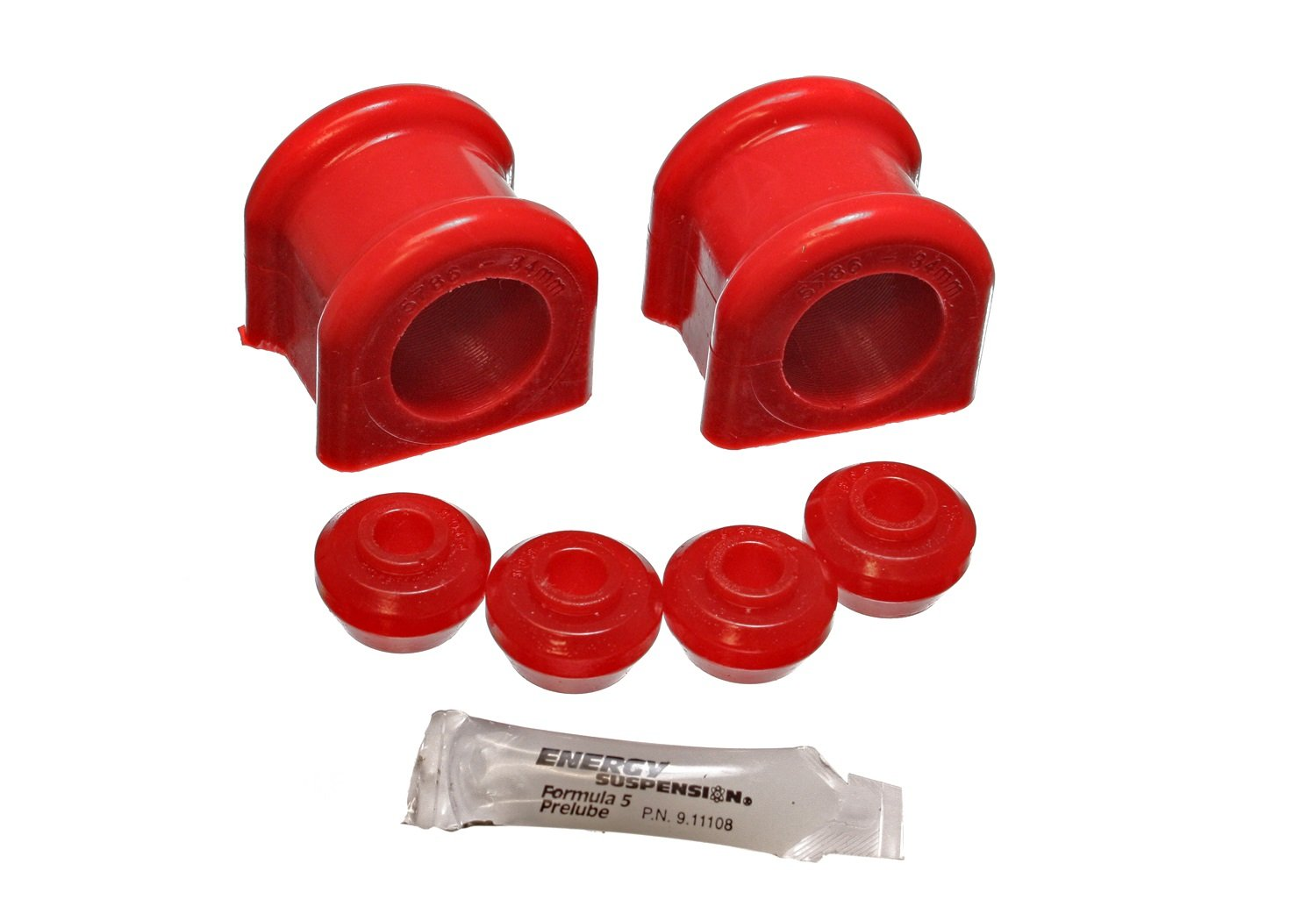 Energy Suspension 5.5159R Lenkerstangenbuchsen-Set, 34 mm von Energy Suspension