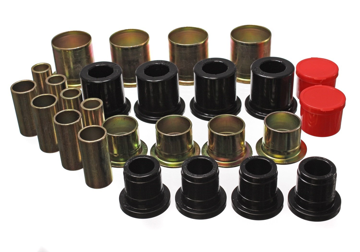 Energy Suspension ENE-3.3161G Lenkerkabelbuchsen-Set von Energy Suspension