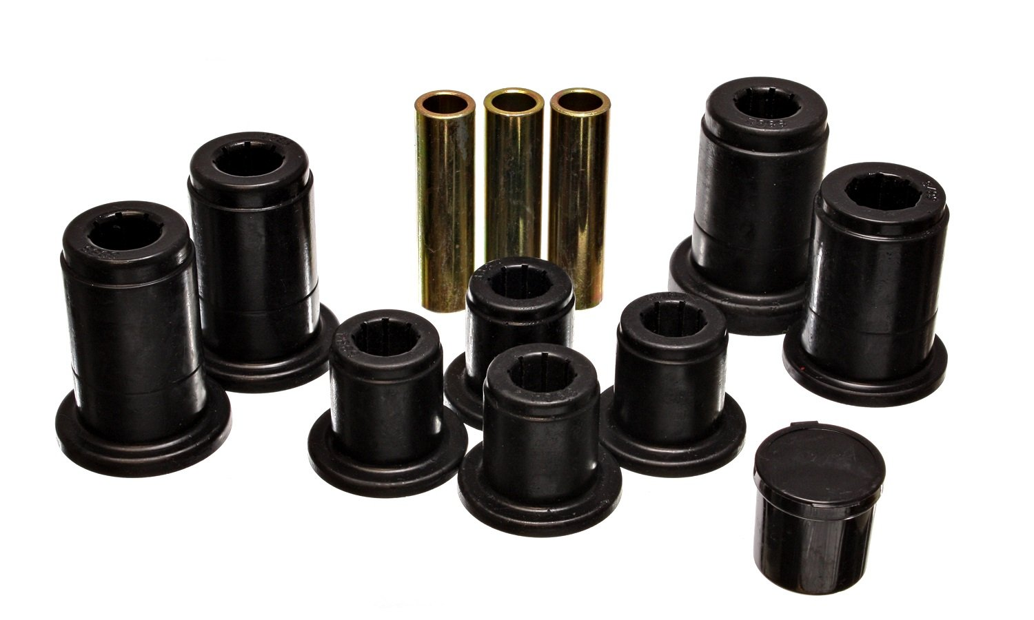 Energy Suspension ENE 4.3168G Lenkerlenkerbuchsen Set von Energy Suspension