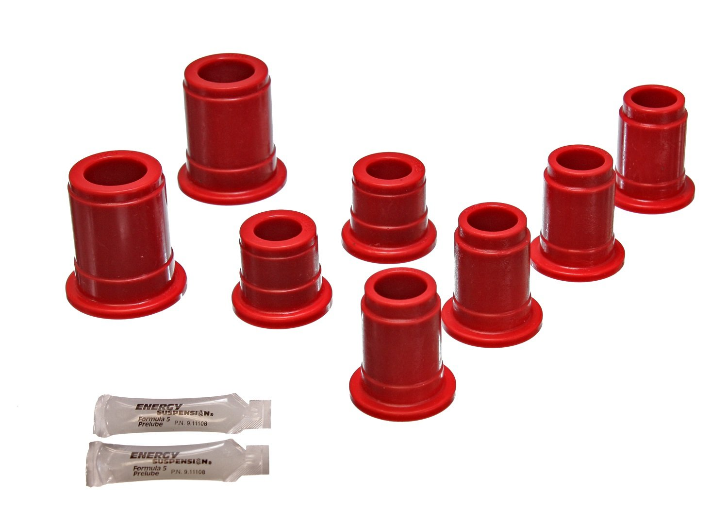 Energy Suspension ENE-8.3108R Lenkerkabelbuchsen-Set von Energy Suspension