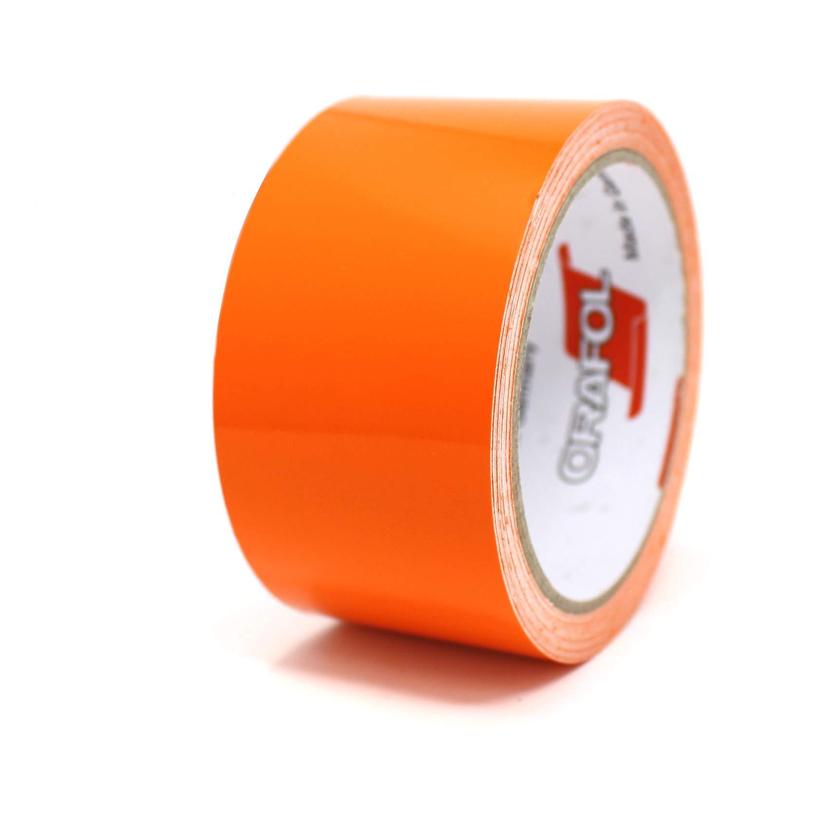 Zierstreifen 40mm Orange Glanz 10m Auto Modellbau 30 Stripe Boot 4 Cm Dekor Gtti Gm