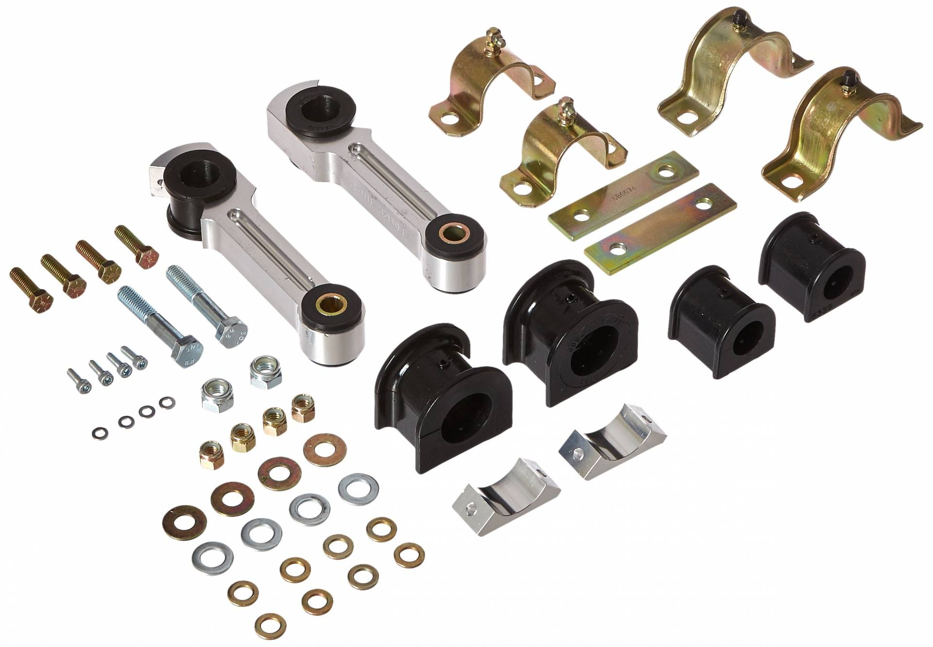Ford Racing (M-5490-HWB) Komplettes Anti-Überrollbügel-Hardware-Kit von Ford