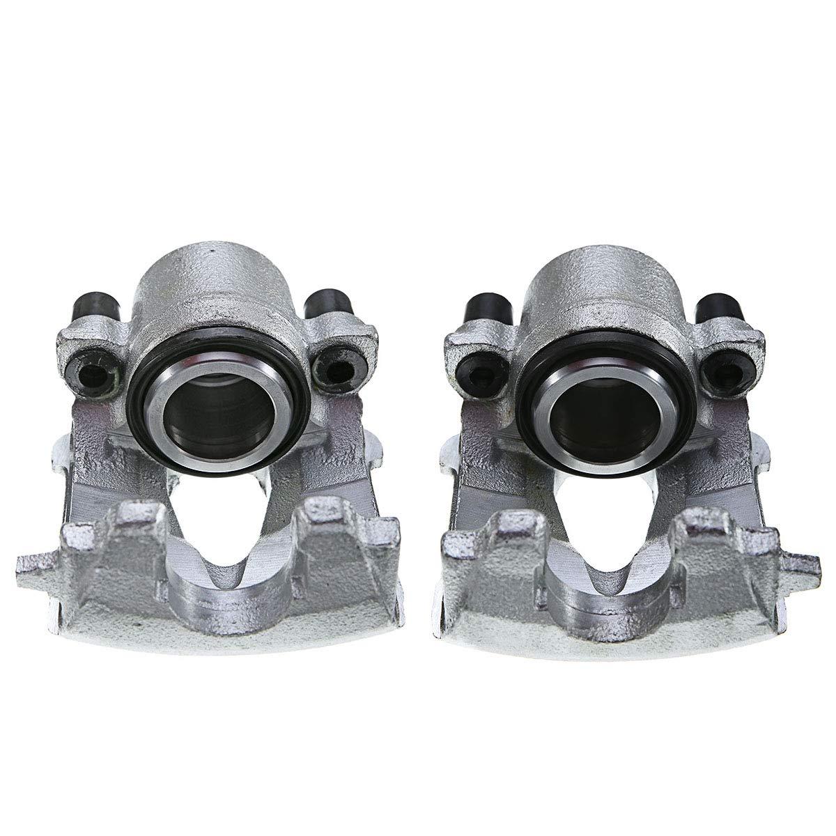 2x Bremssattel Bremszange Vorderachse Links Rechts f/ür W203 CL203 S203 C209 A209 R171 2000-2011