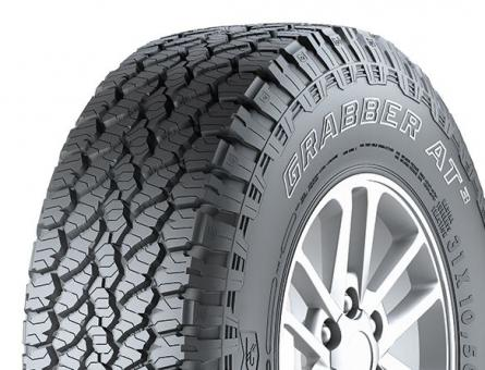 GENERAL GRABBER AT3 235/65 R17 108V XL FR von GENERAL