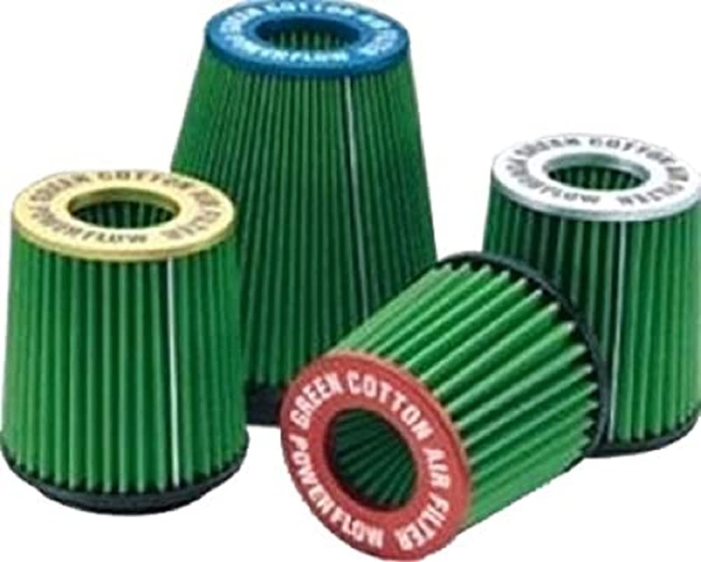 Green Filters TB6.70 Universal Power-Flow-Filter Cilindrico Blau von Green Filters