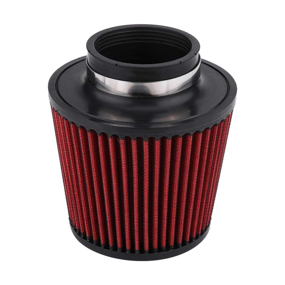 Aluminiumlegierung Entl/üftungsbeh/älter mit Luftfilter /Öltankbeh/älter KIMISS Universal 0.5L Auto Oil Catch Can