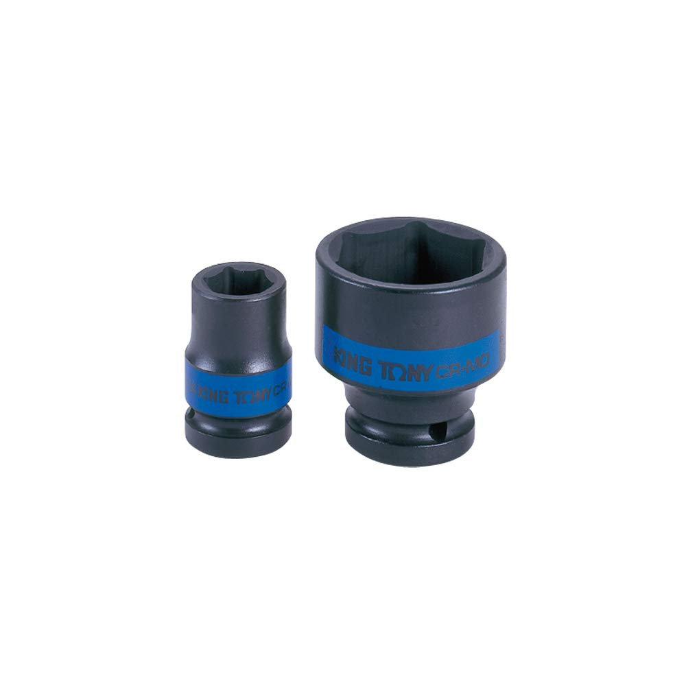 KING TONY rasch 453539 Tapete M 1/2, Nummer 6 Drive Impact Socket, 39 mm von King of Sheen