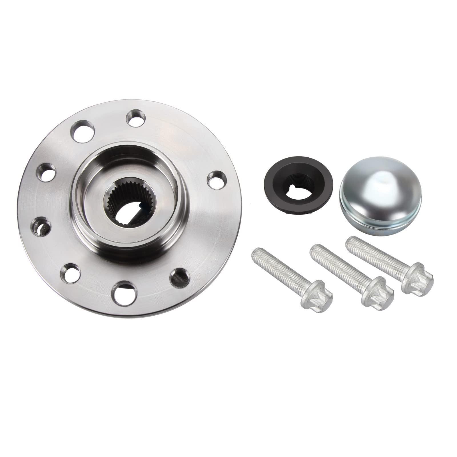 Madlife Garage 1T0498621 Radlagersatz Lagersatz Radnabe Radlager Satz A1 A3 Q3 TT Altea XL Leon Toledo III Octavia Superb