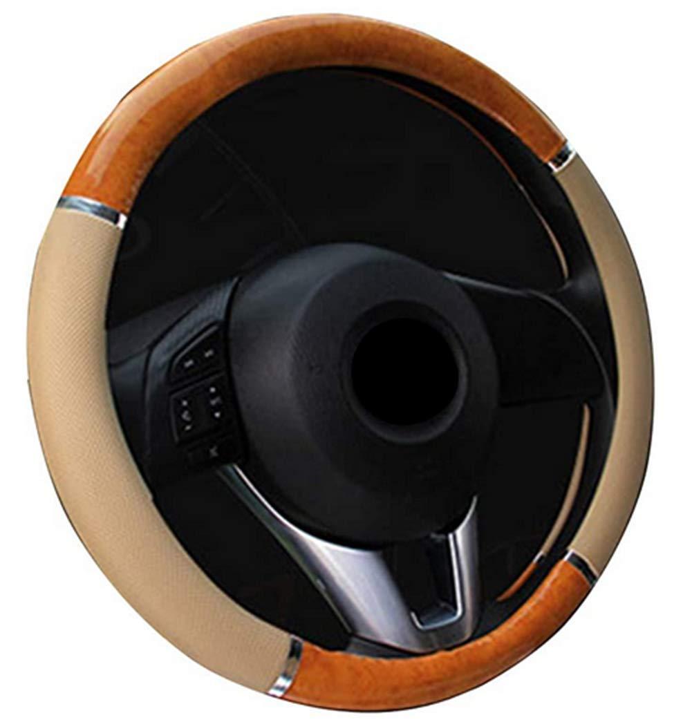 Mayco Bell Classic Car Lenkradbezug Vier Abschnitte Medium 15 Zoll Fit F/ür Die meisten Auto Orange