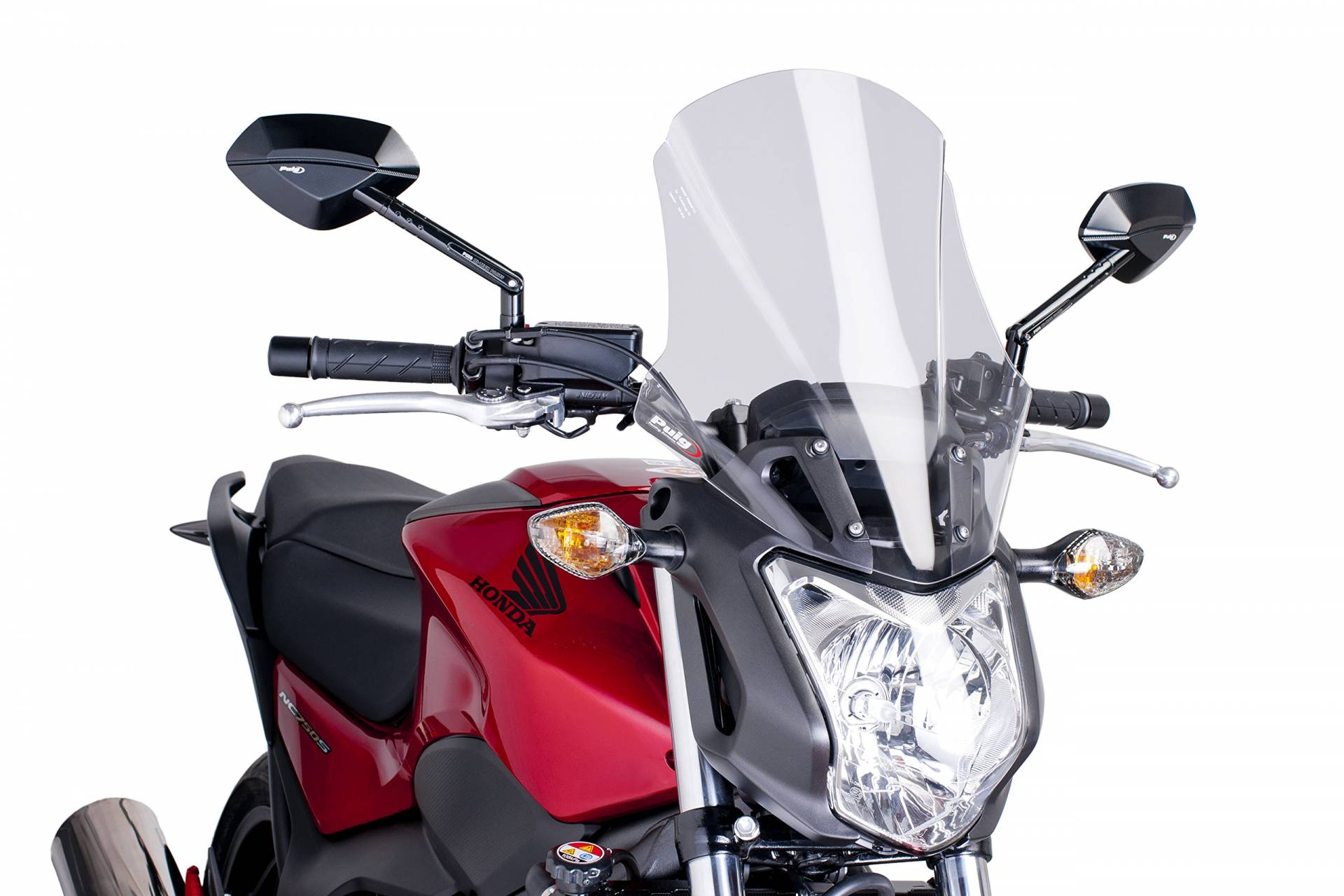 tourenscreen Puig Honda NC 700 S 2012–2015 CLEAR SCREEN von Puig