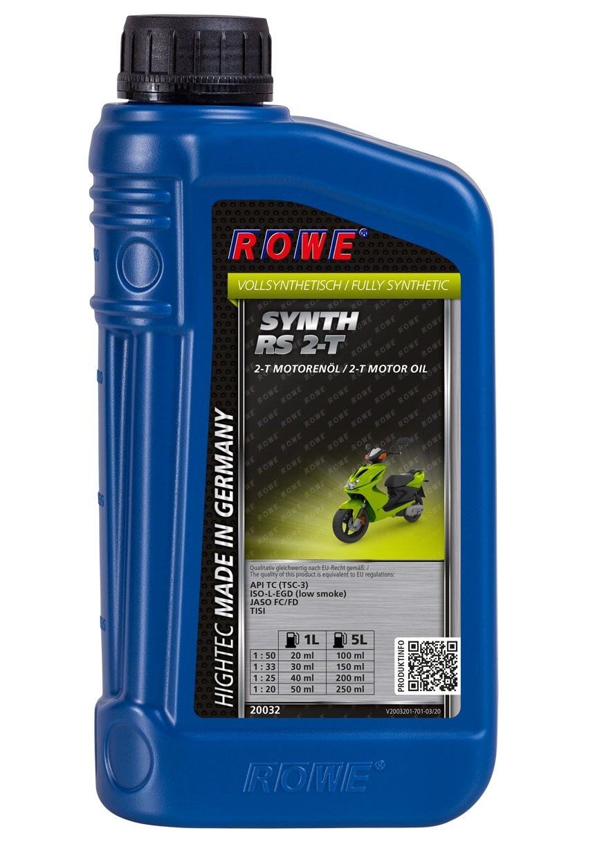 ROWE HIGHTEC SYNTH RS 2-T, 1 Liter von ROWE