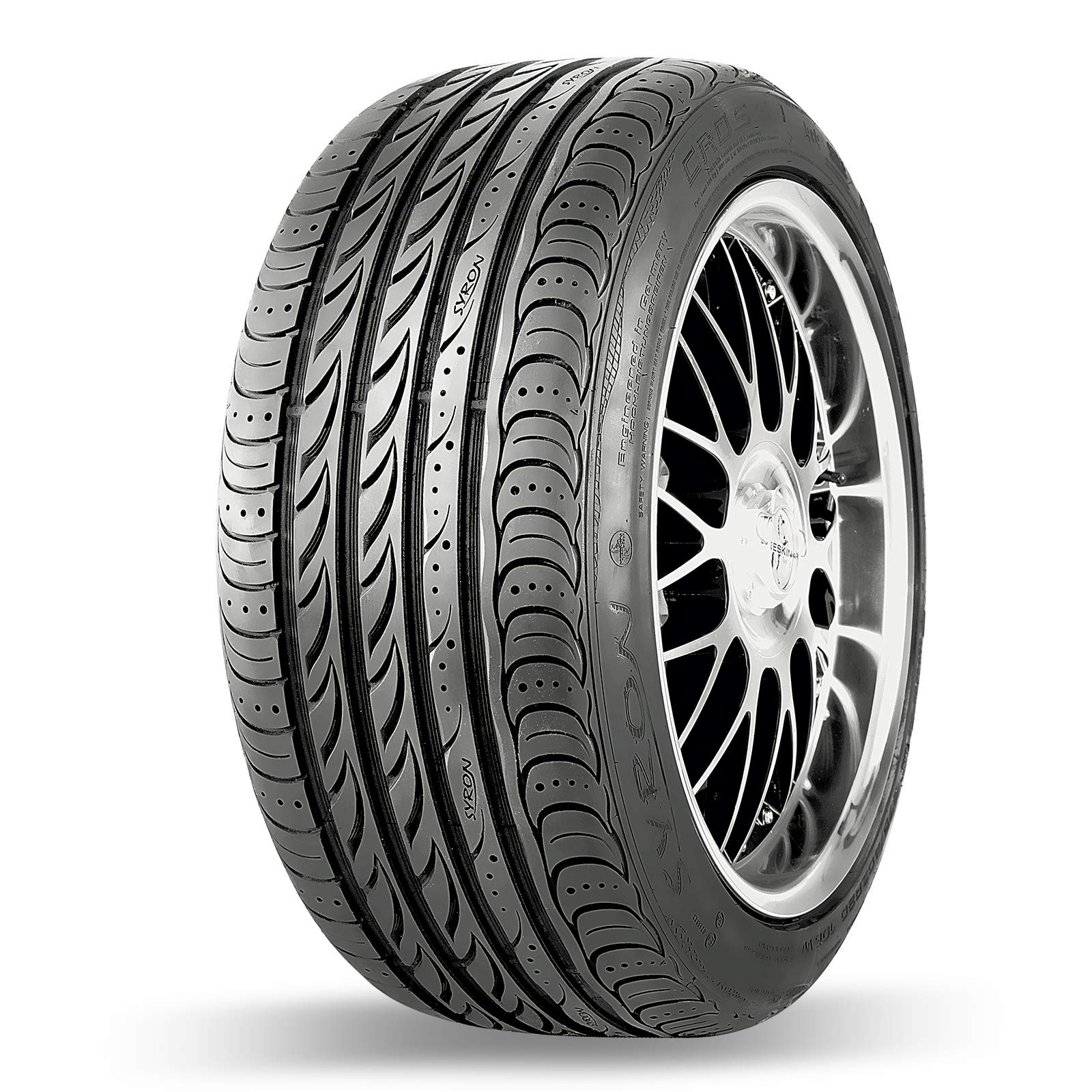 SYRON Tires CROSS 1 plus XL 275/40/20 106 W - E/C/74Db Sommer (SUV) von SYRON Tires