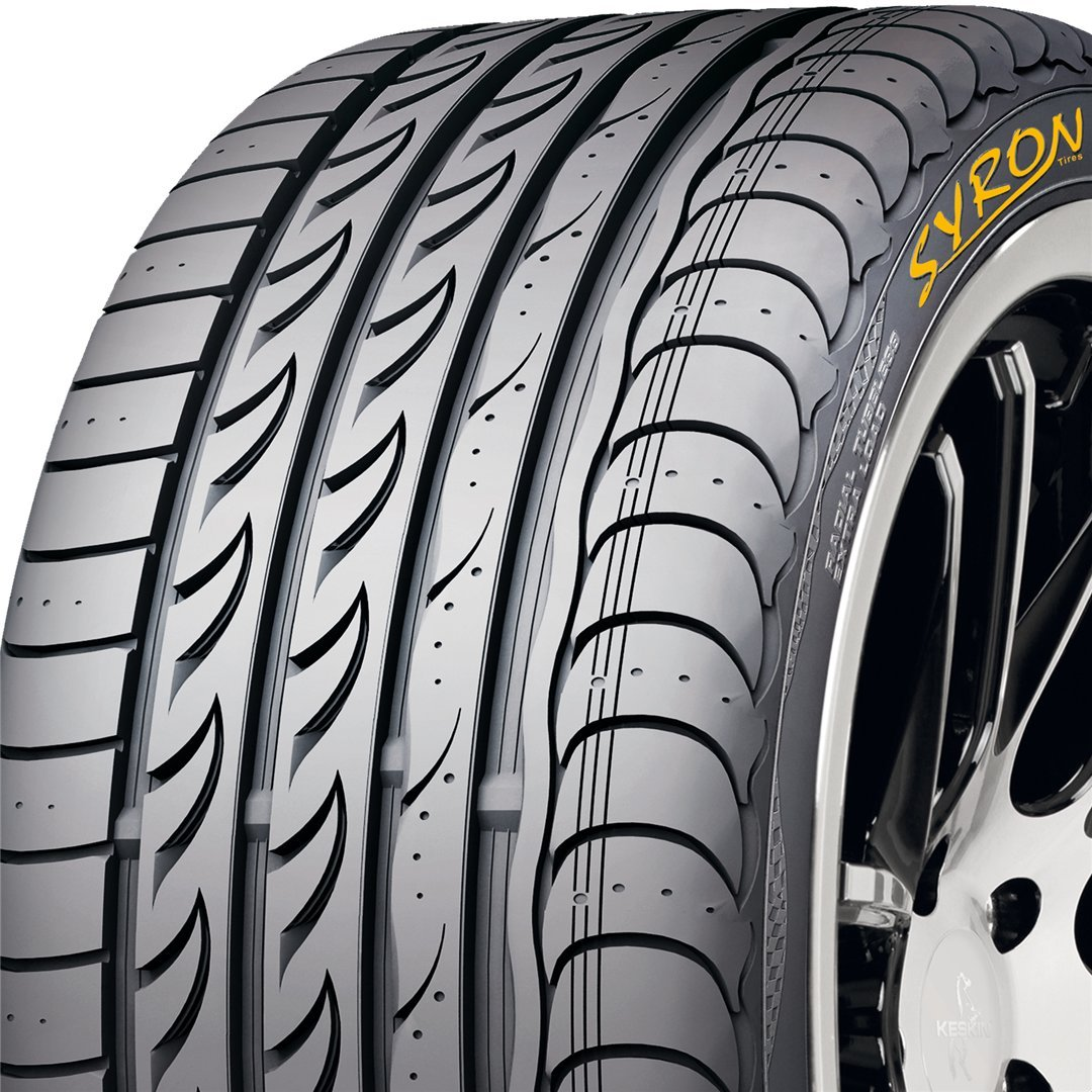 SYRON Tires RACE1 plus XL 245/40/17 95 W - F/C/72Db Sommer (PKW) von SYRON Tires