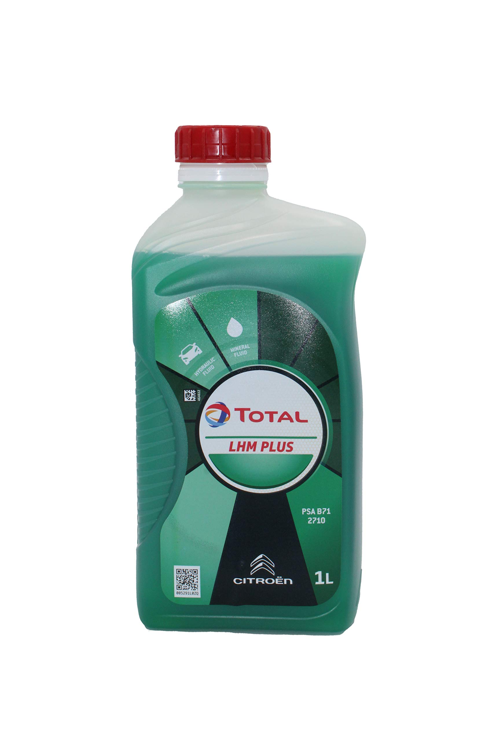 Total LHM Plus Hydraulik Fluid, 1 Liter von Total
