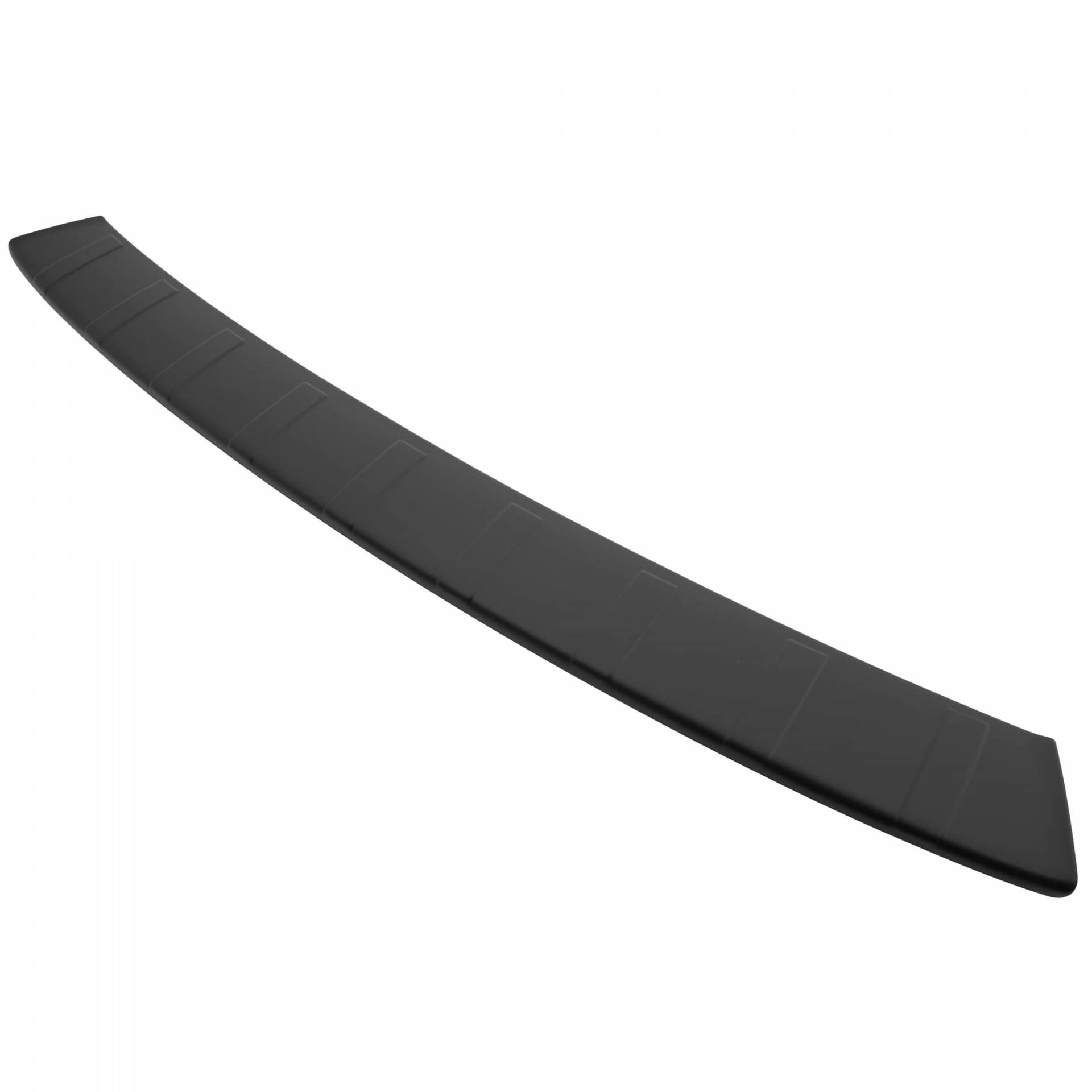 Aroba AR860 Ladekantenschutz kompatibel f/ür Hyundai Tucson ab BJ 05.2015 bis 07.2018 Sto/ßstangenschutz passgenau mit Abkantung ABS Farbe schwarz