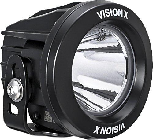 Vision X Lighting 9891620 XPR-9M-Xmitter Prime Race Series Bar Fernscheinwerfer-9 LED 90W-9711 lm-E-Mark